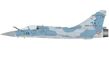 Mirage 2000-5F Model, French Air Force, 2010 - Hobby Master HA1614 - click to enlarge