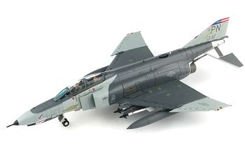 F-4E Phantom II Model, USAF 3rd TFS - Hobby Master HA19009 - click to enlarge