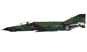 RF-4E Phantom II Model, Luftwaffe - Hobby Master HA19050 - click to enlarge