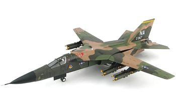 F-111 Aardvark Model, USAF, 429 TFS - Hobby Master HA3025 - click to enlarge