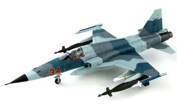 F-5E Tiger II Model, USAF 527 TFTAS - Hobby Master HA3337 - click to enlarge