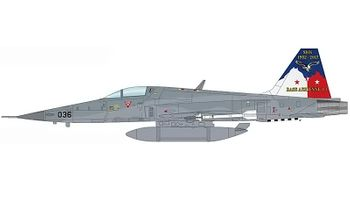 F-5E Tiger II Model, Swiss Air Force - Hobby Master HA3362 - click to enlarge