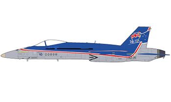 F/A-18A Hornet Model, RAAF, 2005 - Hobby Master HA3556 - click to enlarge