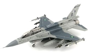 F-16D Fighting Falcon Model, Pakistan - Hobby Master HA3875 - click to enlarge