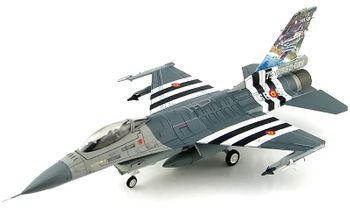 F-16AM Fighting Falcon Model, Belgian Air Force - Hobby Master HA3878 - click to enlarge