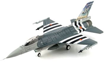 F-16AM Fighting Falcon Model, Belgian Air Force - Hobby Master HA3879 - click to enlarge