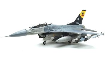 F-16C Fighting Falcon Model, USAF, 8th FS - Hobby Master HA3882 - click to enlarge