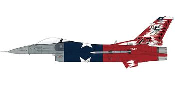 F-16C Fighting Falcon Model, 457th FS - Hobby Master HA3884 - click to enlarge