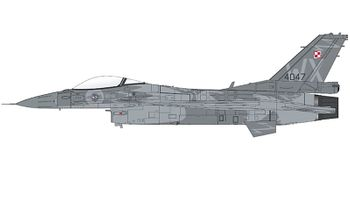F-16C Fighting Falcon Model, Polish Air Force - Hobby Master HA3886 - click to enlarge