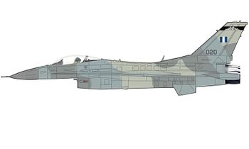 F-16C Fighting Falcon Model, Hellenic Air Force - Hobby Master HA3887 - click to enlarge