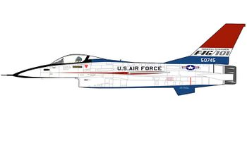 F-16 Fighting Falcon Model, USAF - Hobby Master HA3896 - click to enlarge