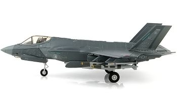 F-35A Lightning II Model, USAF 466 FS - Hobby Master HA4419 - click to enlarge