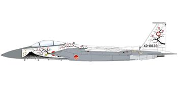 F-15J Eagle Model, JASDF, 50th Anniversary - Hobby Master HA4514 - click to enlarge