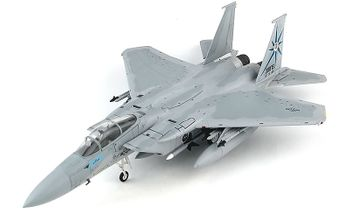 F-15A Eagle Model, USAF, 318th FIS - Hobby Master HA4517 - click to enlarge