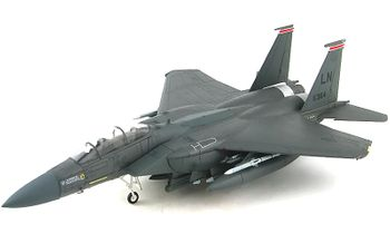 F-15E Eagle Model, USAF, 494th FS - Hobby Master HA4522 - click to enlarge