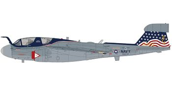 EA-6B Prowler Model, USN, VAQ-140 - Hobby Master HA5009 - click to enlarge
