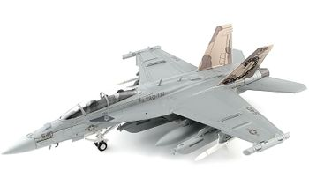 EA-18G Growler Model, USN, VAQ-132 - Hobby Master HA5151 - click to enlarge
