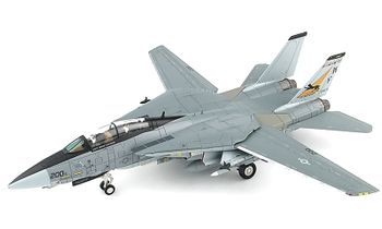 F-14A Tomcat Model, U.S. Navy, VF-21 - Hobby Master HA5225 - click to enlarge