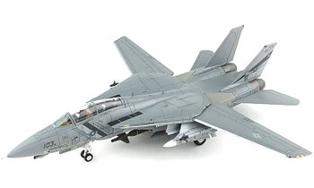 F-14D Tomcat Model, U.S. Navy, VF-2 - Hobby Master HA5227 - click to enlarge