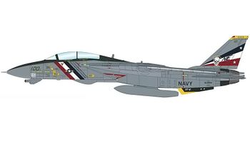 F-14D Tomcat Model, U.S. Navy VF-2 - Hobby Master HA5237 - click to enlarge