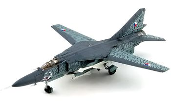 MiG-23MLD Model, Czech Air Force, CIAF - Hobby Master HA5311 - click to enlarge
