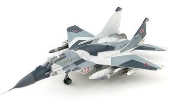 MIG-29 SMT Model, Russian Air Force - Hobby Master HA6550 - click to enlarge