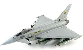 Eurofighter Typhoon, RAF, No. 3 Sqn - Hobby Master HA6601 - click to enlarge