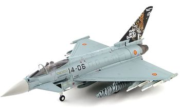 Eurofighter Typhoon, Spanish Air Force - Hobby Master HA6603 - click to enlarge