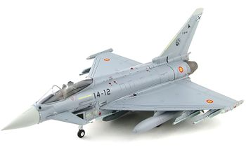 Eurofighter Typhoon, Spanish Air Force, 2019 - Hobby Master HA6604 - click to enlarge