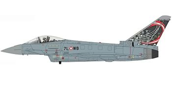 Eurofighter Typhoon, Austrian Air Force- Hobby Master HA6610 - click to enlarge