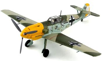Bf 109 Model, Luftwaffe, Adolf Galland - Hobby Master HA8715 - click to enlarge