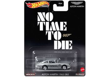 Aston Martin DB5, James Bond: No Time to Die - Hot Wheels - click to enlarge