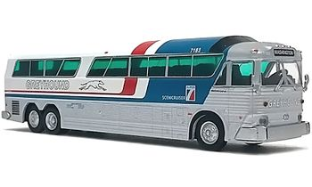 MCI MC-7 Coach Model: Greyhound, Washington - Iconic Replicas 87-0183 - click to enlarge