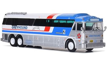 MCI MC-7 Cargo Coach, Greyhound Canada- Iconic Replicas 87-0254 - click to enlarge