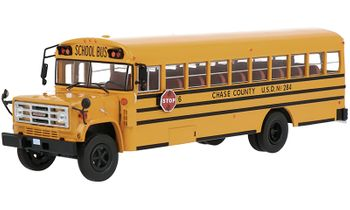 GMC 6000 School Bus Model, 1990 - IXO BUS004 - click to enlarge