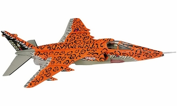 Jaguar GR.3 Model, RAF, No. 6 Squadron - Corgi AA35410 - click to enlarge