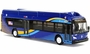 New Flyer Xcelsior Bus: NYC, Penn Station - Iconic Replica 87-0098