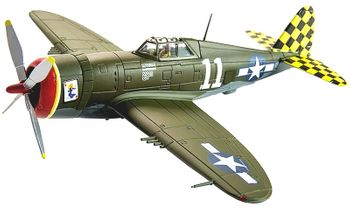 P-47D Thunderbolt Model, Herschel Green - Corgi US33824 - click to enlarge