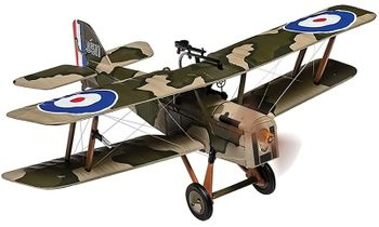 RAF S.E.5a Model, RFC, R. S. Dallas - Corgi AA37709 - click to enlarge