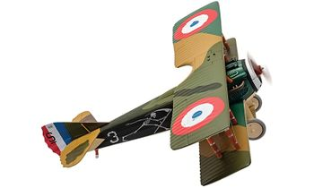 SPAD XIII Model, Pierre Marinovitch - Corgi AA37909 - click to enlarge