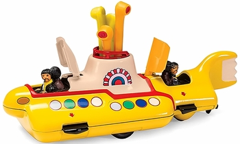 The Beatles Yellow Submarine Diecast Model - Corgi CC05401 - click to enlarge