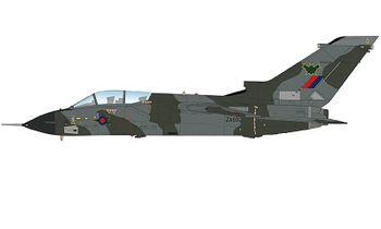 Tornado GR1 Model, RAF, No. 9 Sqn - Hobby Master HA6702 - click to enlarge