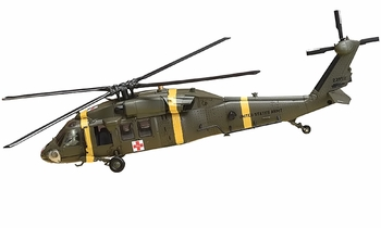 UH-60 Black Hawk, U.S. Army, 377th Medical Co. - Air Force 1 0099B - click to enlarge