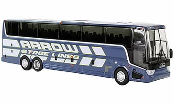 Van Hool TX45 Coach Model: Arrow Stage Lines - Iconic Replica 87-0015 - click to enlarge