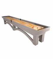 12' Champion Arch Shuffleboard Table