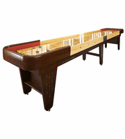 12' Champion Vintage Charleston Shuffleboard Table