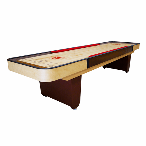 12' Classic Cushion  Shuffleboard Table