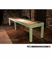 12' Hudson Metro Shuffleboard Table