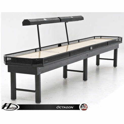 12' Hudson Octagon Shuffleboard Table