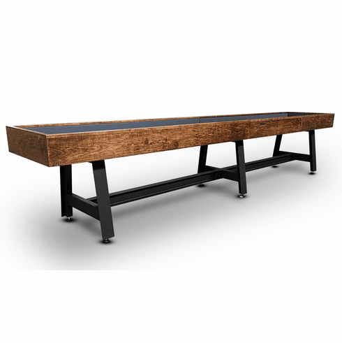 12' Hudson Pasadena Limited Shuffleboard Table